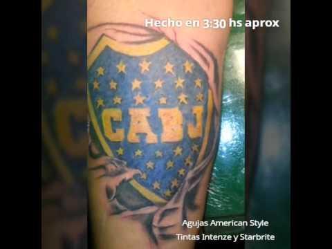 Escudo Boca Juniors Youtube