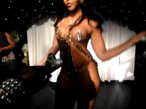 Miss.Jasmine Bonet At Club Elm And Pearl