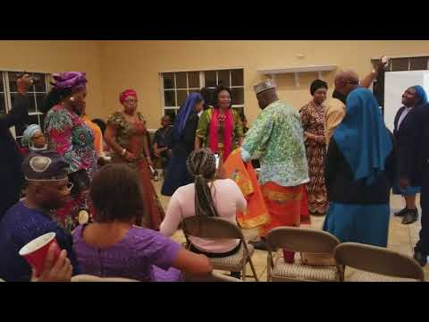 CELEBRATION  OF LIFE OF AKUNNIA OFILI ENWEONWU  OF ONITSHA ADO PART 1