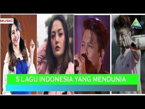 5 Lagu Indonesia Yang Mendunia