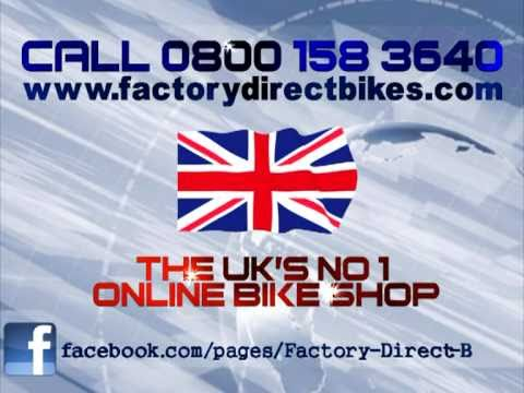 Online Bikes and accessories - Factory Direct Bikes UK