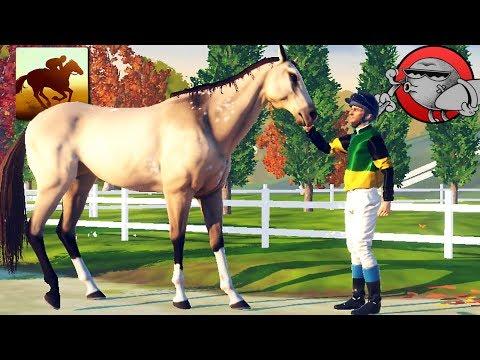 Rival Stars Horse Racing - КОННЫЙ СПОРТ (Android, IOS)