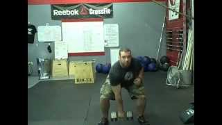 Build Muscle and Strength Fast - Dumbbell Clean and Press