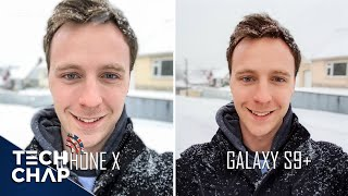 Samsung Galaxy S9 Plus vs iPhone X Camera Review | The Tech ...