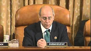 Boustany Opening Statement on GAO Sting Exposing ObamaCare