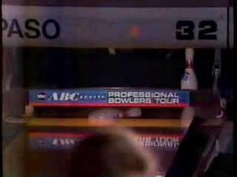 PBA 1993 El Paso Open Title Match: Benoit vs Lawrence part 1