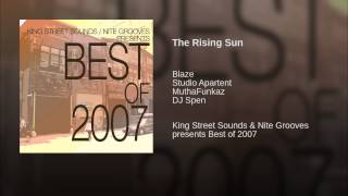 The Rising Sun (MuthaFunkaz Sun Rising)