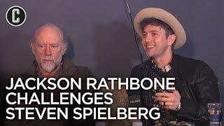 Steven Spielberg's Stance on Netflix Challenged by Jackson Rathbone