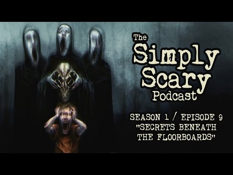 2 TERRIFYING SCHOOL & HOME SCARY STORIES   Creepypasta Compilation   Simply Scary Podcast S1E09