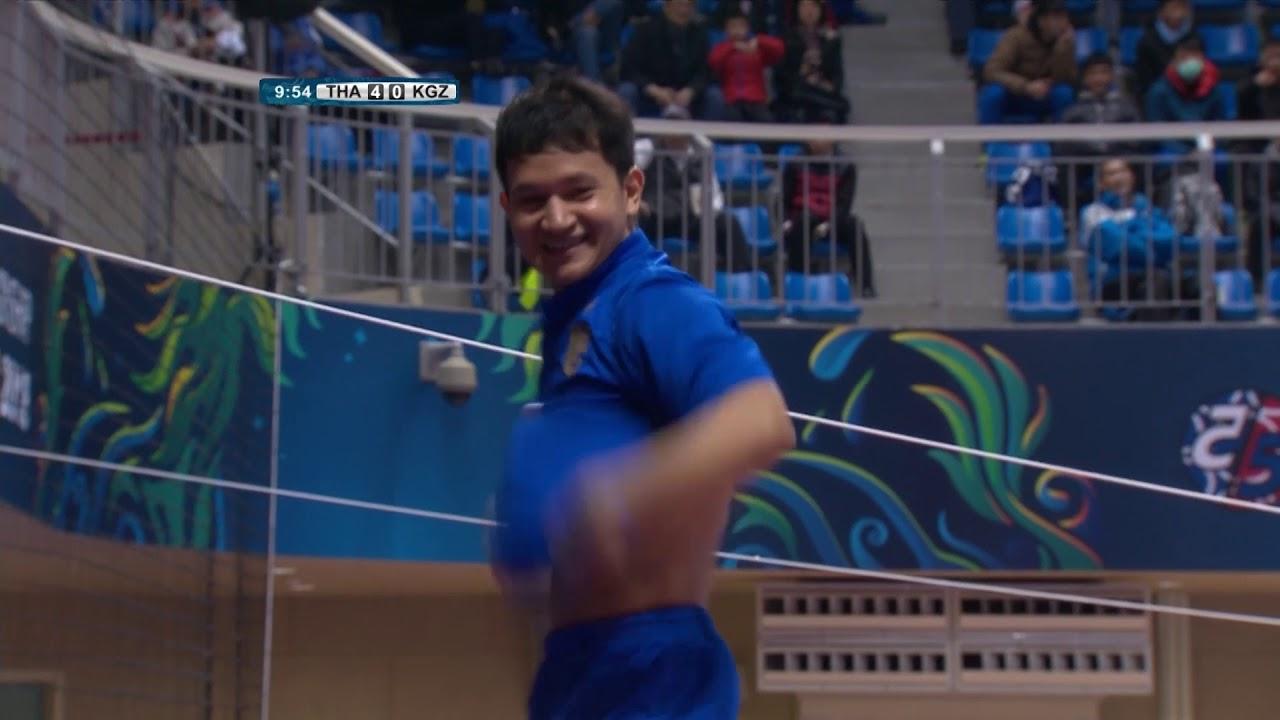 Video: Futsal Thái Lan vs Futsal Kyrgyzstan