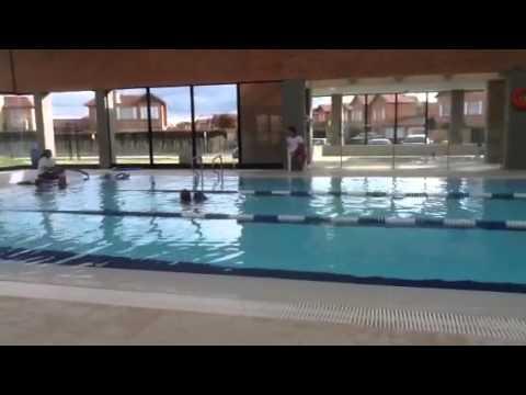 piscina cajica julio 17 2013 youtube On piscina 94