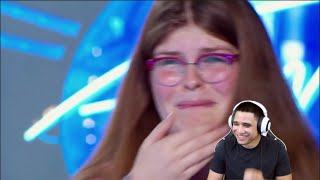 So Sweet Catie Turner Audition American Idol 2018 Reaction.mp3