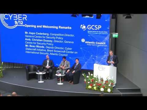 Cyber Challenge 2017: Keynote Address 1