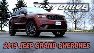 The 2019 Jeep Grand Cherokee - Test Drive