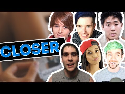 6 YOUTUBERS SING 1 SONG!! THE CHAINSMOKERS CLOSER