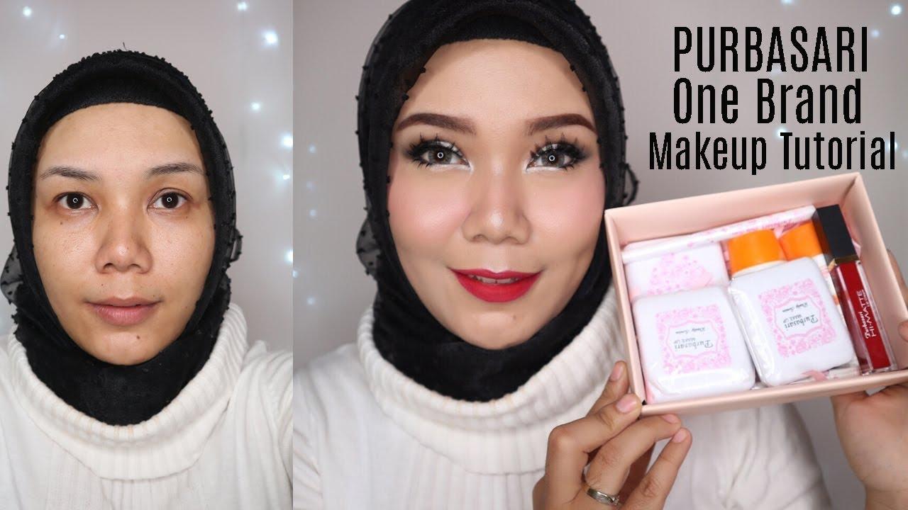 Purbasari Daily Series Natural Make Up Set Daftar Harga Terkini Foundation Tac One Brand Makeup Tutorial Glam Look Menggunakan Lokal Indonesia Bahasa