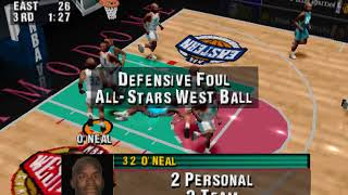 PS1 - NBA Live 96 - GamePlay [4K]
