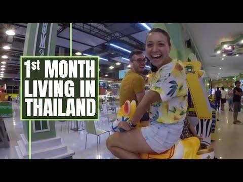 1ST MONTH LIVING & TEACHING IN THAILAND  --  Nakhon Nayok, Thailand  //  219