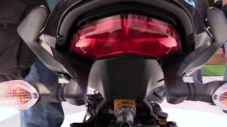 2017 Ducati Monster 1200 S Lux Special Series Pro Lookaround Le Moto Around The World