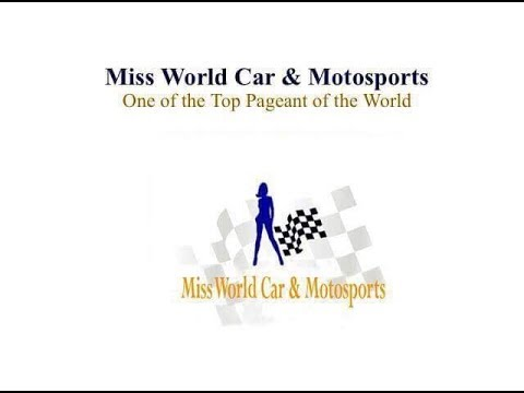 Miss World Car &  Motorsport 2017