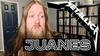 "Old Head Reacts: Juanes - ""Enter Sandman"" (Metallica)"