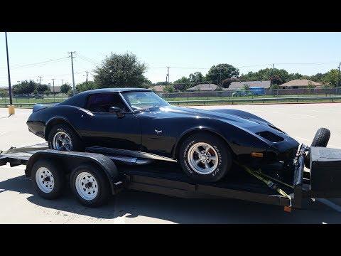 Autozone Special: 1977 C3 Corvette Video 2 of 9