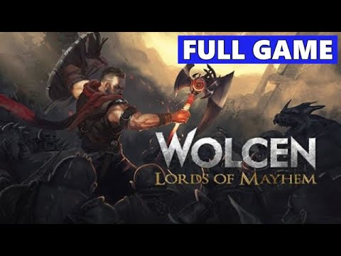 Wolcen: Lords of Mayhem Full Walkthrough Gameplay - No Commentary (PC Longplay)