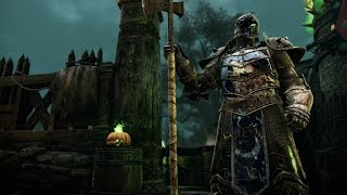 For Honor Halloween Event: Professional Toe Hunting...