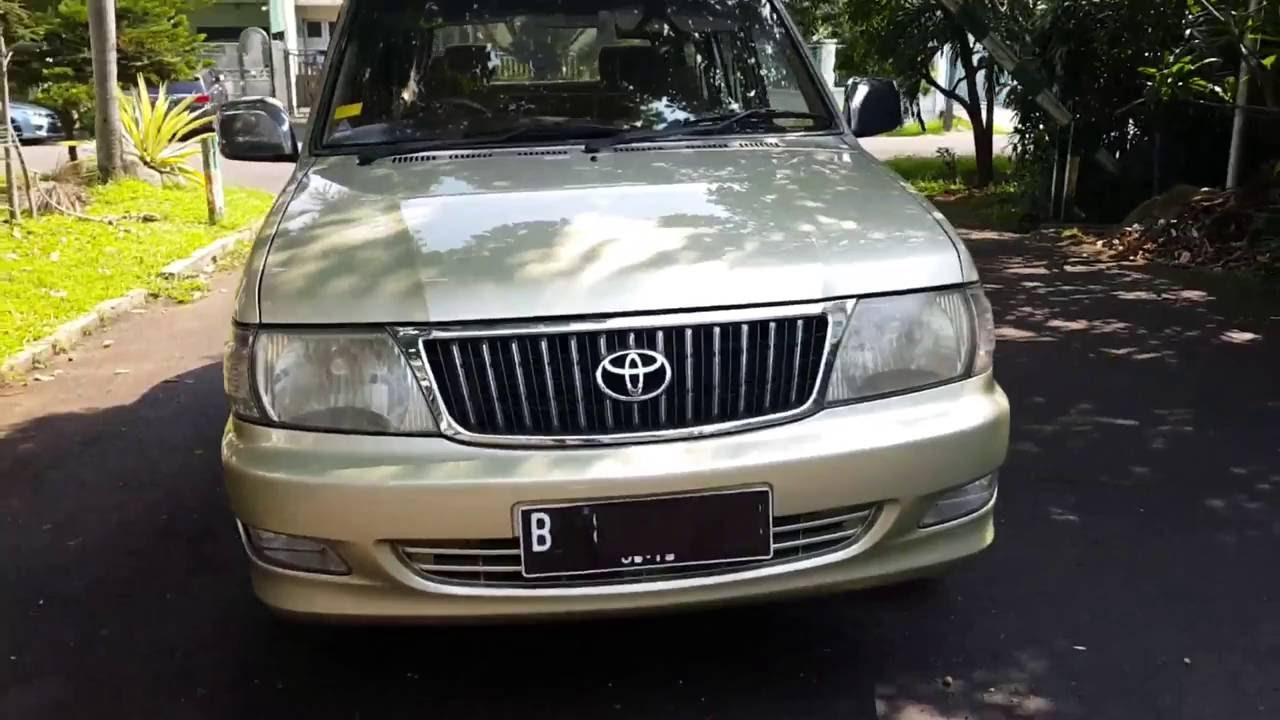 Konsumsi Bbm All New Kijang Innova Bensin Toyota Yaris Trd 2016 Bekas Lgx 1 8 Efi 2004 Youtube