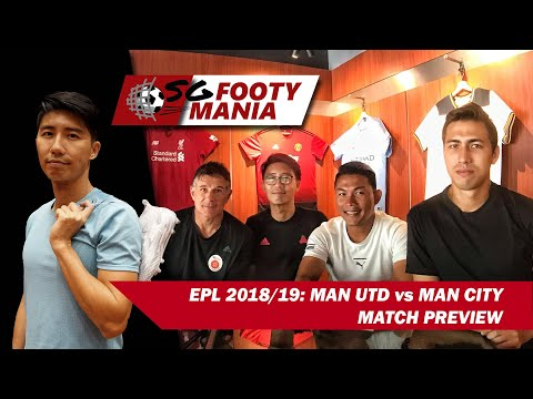 Man Utd vs Man City Preview [Forbidden Words Game Humour]