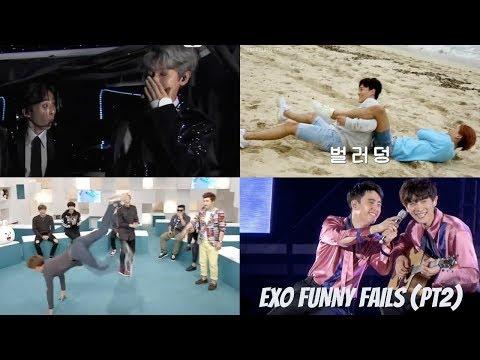 Baixar EXO Funny Fails😂 (Pt2)