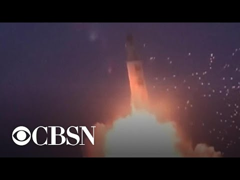 North Korea fires missiles, U.S. seizes ship as tensions rise
