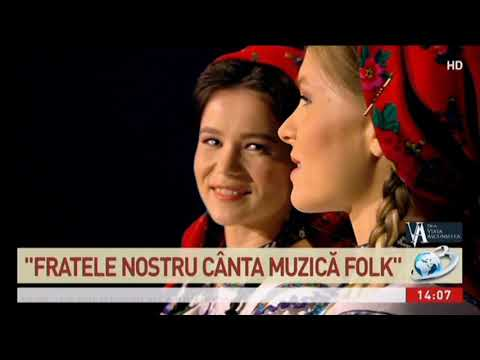 Suzana si Daciana Vlad - Interviu Antena 3   De-a VIATA ascunselea