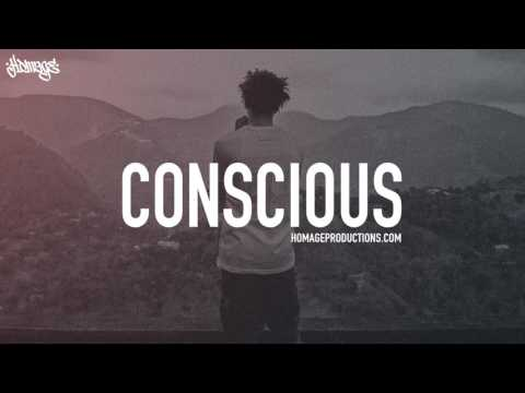 "[FREE] J Cole Type Beat Jazzy Soulful Smooth Hip Hop Instrumental 2017 / ""Conscious"" (Prod. Homage)"