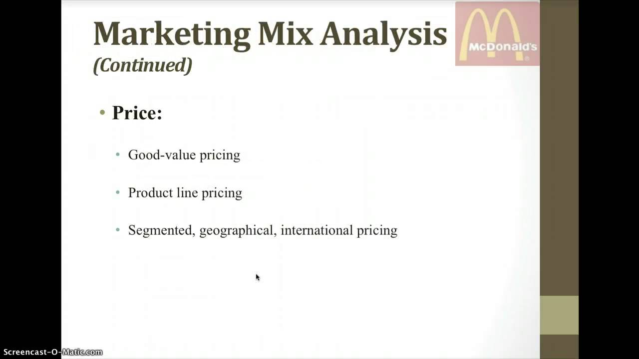 marketing strategy by mcdonalds in india and uk marketing essay Mcdonald's uk head of marketing steve hill told marketing week the ad is a natural progression from the brand's 'good to know' campaign that launched last year, which aimed to debunk common myths around mcdonald's food, such as its iconic fries.