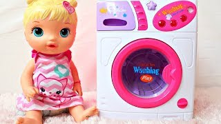 Baby Alive pretend Play | Toys for Children Activities for Kids