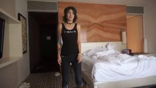 Русские в Макао (День 6): Стриптиз от Анны Смит и Первый Японский Мотоцикл. Стриптиз Русские