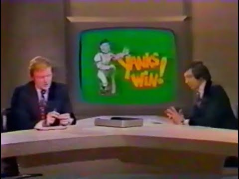 1978 World Series (New York News Coverage)