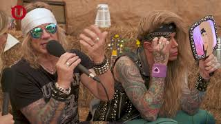Steel Panther Interview At Ramblin' Man Fair 2018 thumbnail
