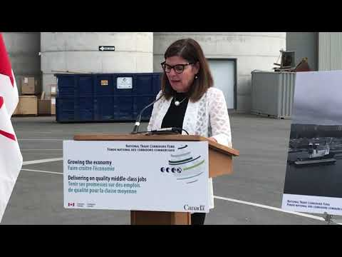 Port Funding Announcement