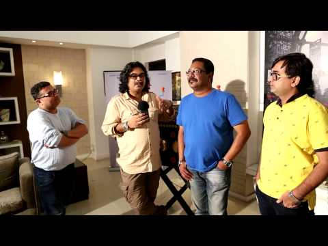 Ravi Jadhav, Gajendra Ahire, Viju Mane, Girish Mohite - Exclusive Interview - Bioscope Marathi Movie