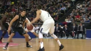 luka doncic crazy crossovers on dejan todorovic bilbao basket vs real madrid 11 12 2016
