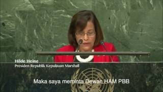 Full Video, Masalah Papua di PBB (The Question of West Papua at United Nations)
