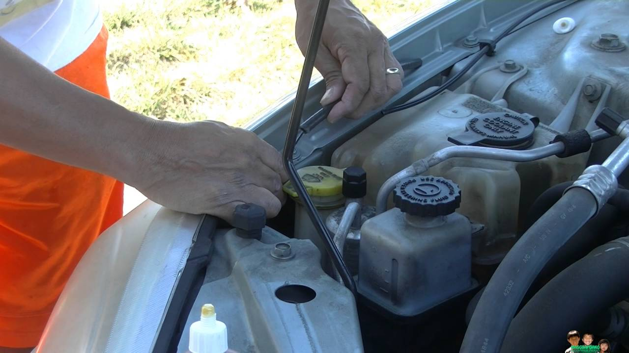 Windshield Wiper Motor >> Windshield Wiper Hose Repair (crack) Cheap Fix - YouTube