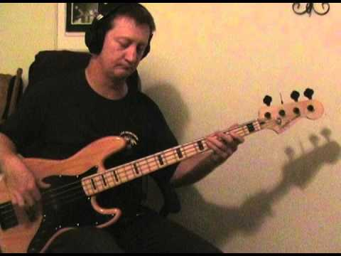 Bob Seger - Night Moves bass cover