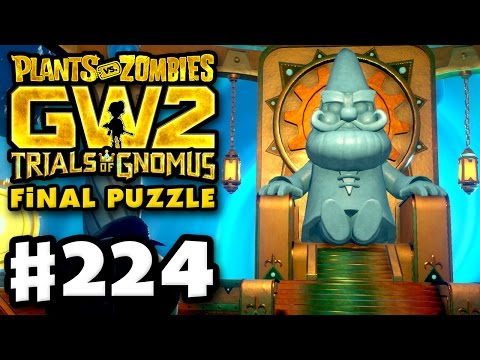 Final Puzzle Plants Vs Zombies Garden Warfare 2 Gameplay Part 224 Pc Cp Fun Music