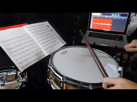 Advanced Snare Drum