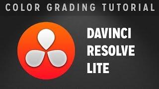 Davinci Resolve Lite - Color Grading Tutorial