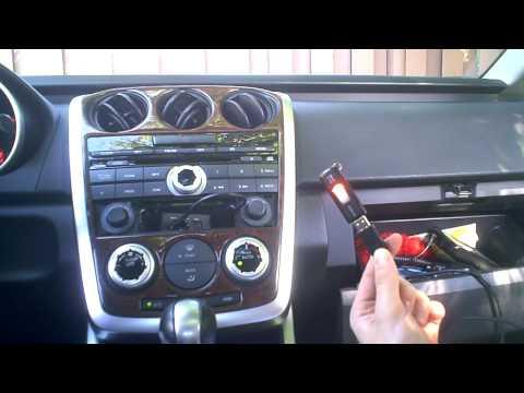 2007 cx 7 key