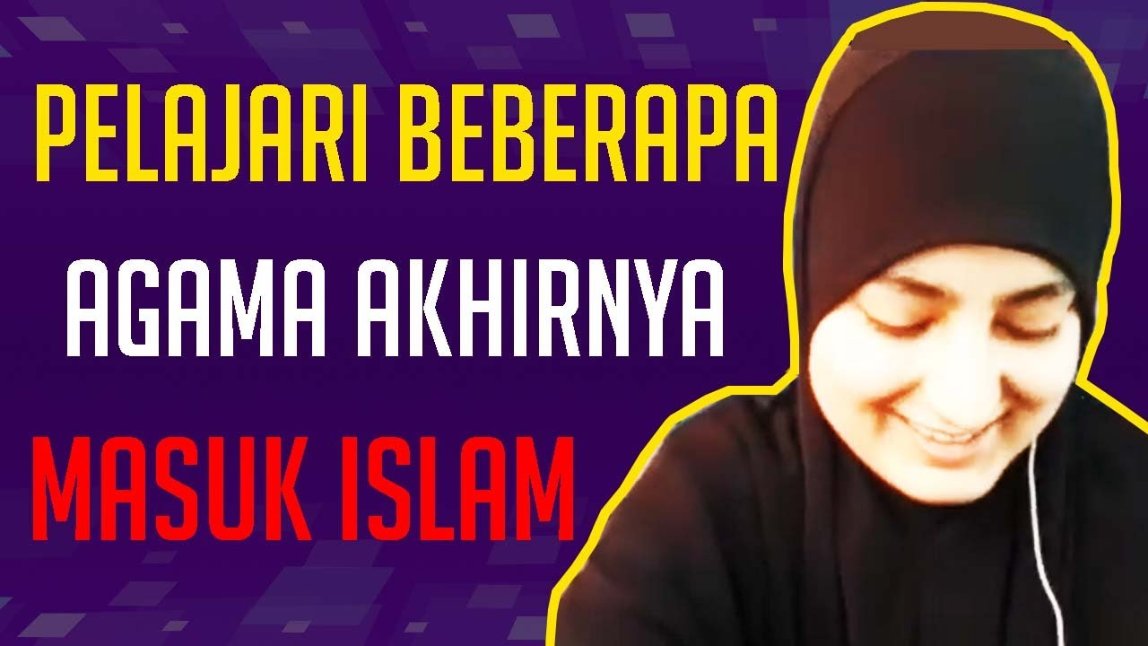 Kisah Mualaf Sekte Alevi Mempelajari Semua Agama Akhirnya Masuk Islam
